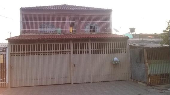 Casa 3 Quartos Sendo Uma Suite E Garagem Para Trez Carros