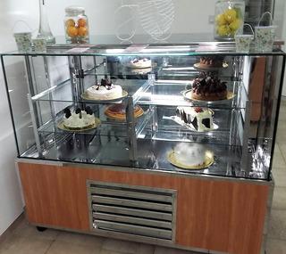 Heladeras Comerciales Para Tortas 1,20m Gastronomia Center.