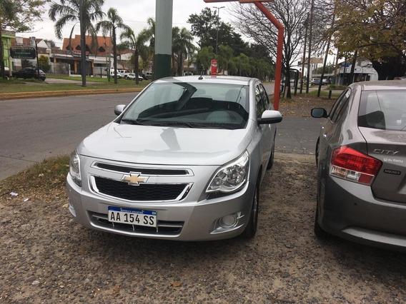 Chevrolet Cobalt 1.8 Lt Mt Adv 2016 C / Gnc De 5* Excelente