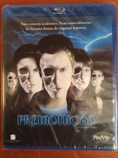 Blu Ray Premoniçao - Novo E Lacrado