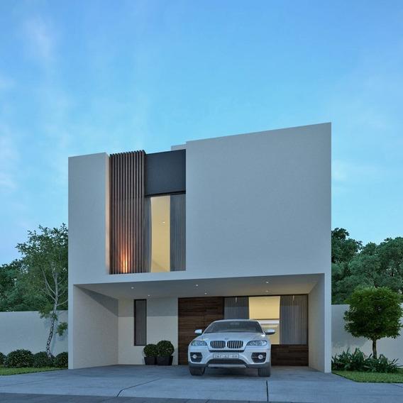 Exelente Casa Nueva En Fraccionamiento Cerrado Arboreto
