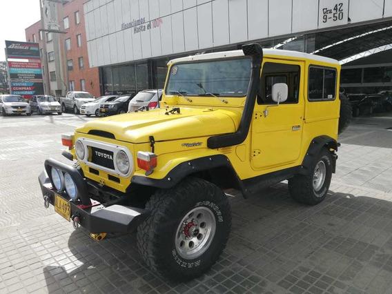 Toyota Fj 40l Cabinado