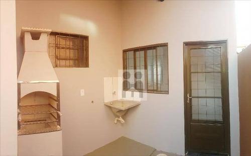 Imagem 1 de 13 de Casa Com 2 Dormitórios À Venda, 65 M² Por R$ 195.000,01 - Parque São Sebastião - Ribeirão Preto/sp - Ca0645