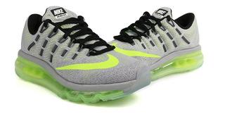 Tenis Nike Air Max 2016 Blancos Deportes y Fitness en