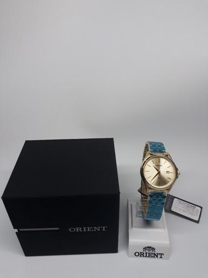 Relógio Orient Feminino Original Fgss1153