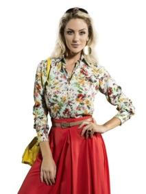 d00a7d9ea Camisas Femininas Principessa - Calçados, Roupas e Bolsas no Mercado ...
