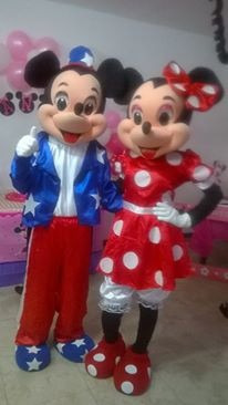 Muñecotes Mickey,minnie,ben10,mario Bros,spiderman,hulk, Etc