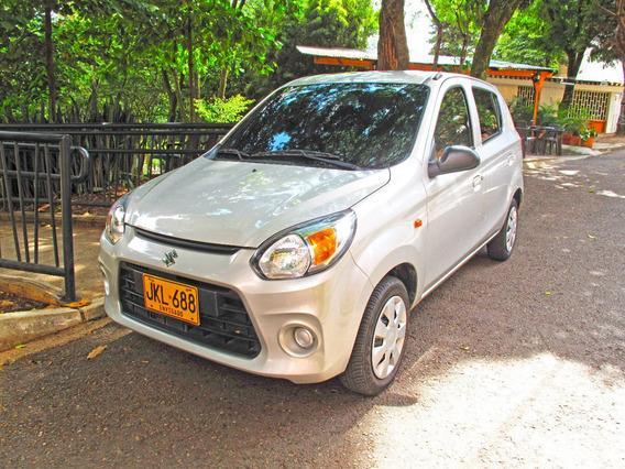 Suzuki Alto Glx Full 2018 - Excelente Estado