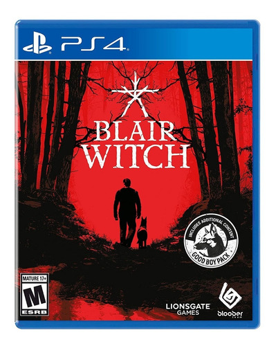 Ps4 Blair Witch / Fisico