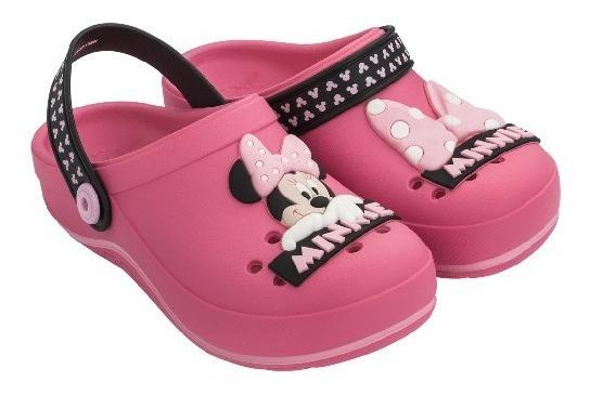 Sandalia Babuche Croc Infantil Disney Symbol 21969