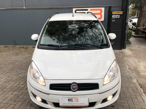 Fiat Idea 1.6 16v Essence Flex Dualogic 2013