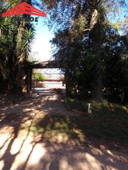Chácara Medeiros - At 1.100m² - Ac 250m² (permuta) - 750149c