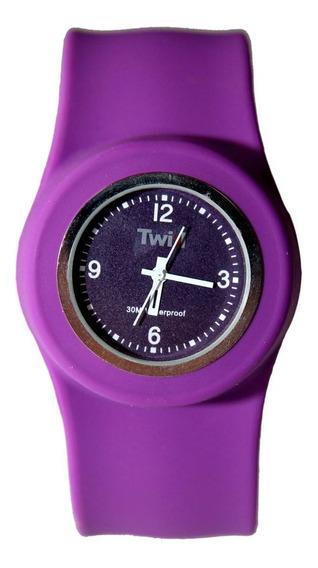 Relógio Twik Slap Purple