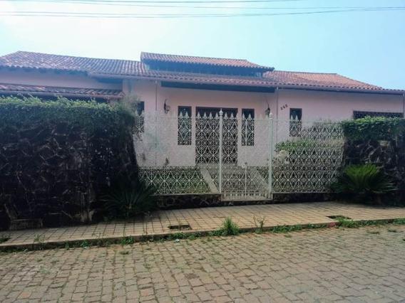 Casa Com 5 Quartos Para Comprar No Vila Rio Grande Em Nepomuceno/mg - Nep807