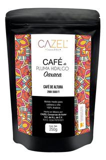 Café Oaxaqueño De Pluma Hidalgo Oaxaca 250gr Organico