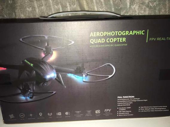Drone Com Gps E Alcance De 300 Metros Com Câmera Integrada