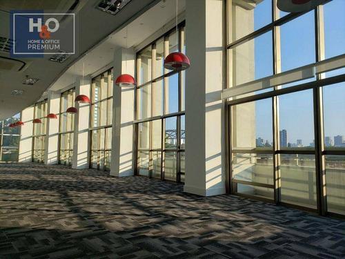 Imagem 1 de 30 de Andar Corporativo Duplex Para Alugar, 476 M² - Brooklin Paulista - São Paulo/sp - Ac0047