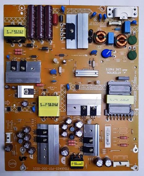 Placa Da Fonte Tv Philips 55pfg6519 /78