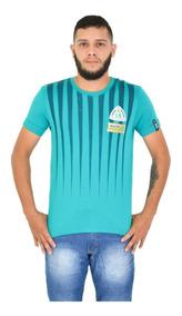 Camiseta Masculina Casual Manga Curta 1053