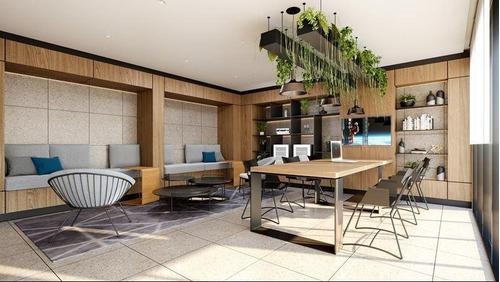 Apartamento À Venda, 40 M² Por R$ 663.525,85 - Vila Madalena - São Paulo/sp - Ap8669