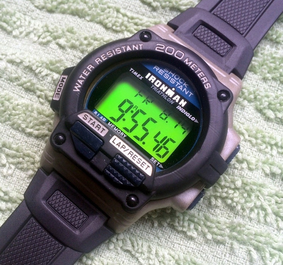 Relógio Timex Ironman Triathlon Shock 200m