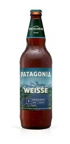 Imagen 1 de 5 de Cerveza Patagonia Weisse X710cc