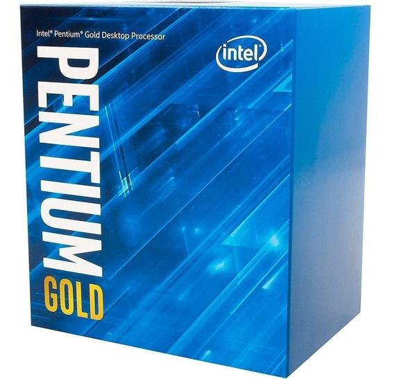 Processador Intel Pentium Gold G5400 8ª Geração 4mb 3.7 Ghz Lga 1151