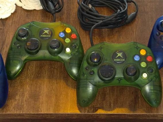 Controle Xbox Classic Halo Edition