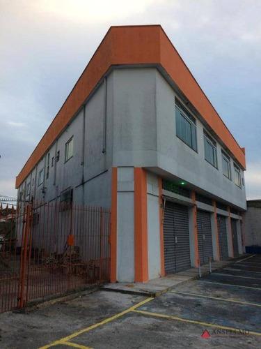 Imagem 1 de 15 de Prédio À Venda, 1000 M² Por R$ 5.830.000,00 - Parque Espacial - São Bernardo Do Campo/sp - Pr0144