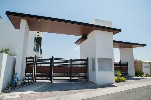 (crm-1621-2025) Gps / Casa En Renta En San Isidro, Jurquilla, Querétaro