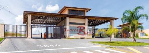 Terreno À Venda, 1215 M² Por R$ 430.000 - Reserva Santa Rosa - Itatiba/sp - Te0743
