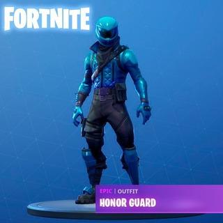 Fortnite - Honor Guard Skin (dlc) Epic Games Código