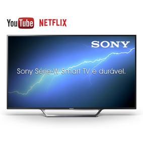 Smart Tv 48 Led Full Hd Sony Kdl-48w655d Com Wi-fi, Hdmi