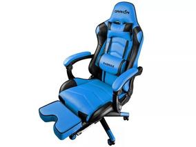 Cadeira Raidmax Drakon 709 Azul