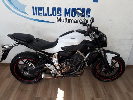 Yamaha Mt 07 Abs Aceita Moto Fin Com Ent 48 X Carato1,6%
