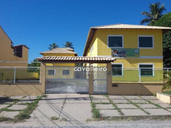 Apartamentos 3 Quartos (1 Suíte) À Venda Em Inoã (maricá). - Ap0124