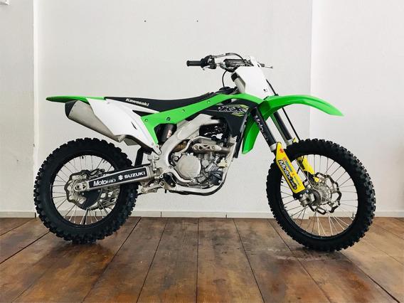 Kawasaki Kx 250f Verde 2018 26 Hrs