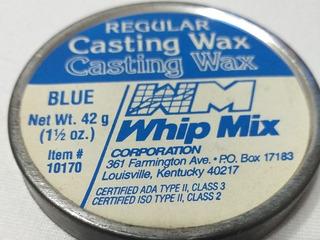 Cera Whip Mix Para Protesis Fija