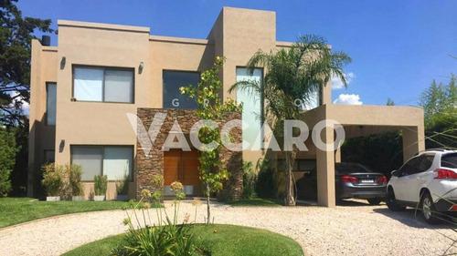 Imagen 1 de 3 de Casa Venta Barrio Privado Haras Maria Victoria