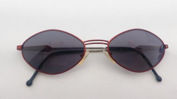Óculos Sol, Metal, #vintage Benetton Ev-1003c3