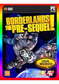 Borderlands The Pre-sequel Pc - Steam Key (envio Já)
