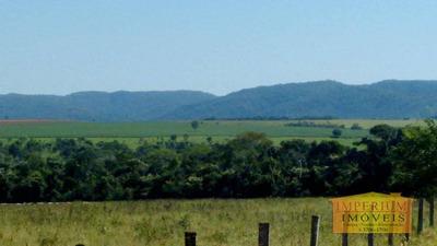 Fazenda Rural À Venda, Zona Rural, Itapuranga. - Fa0015