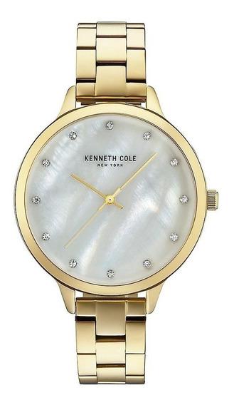 Reloj Para Dama Kenneth Cole Kc15056006 Envio Gratis