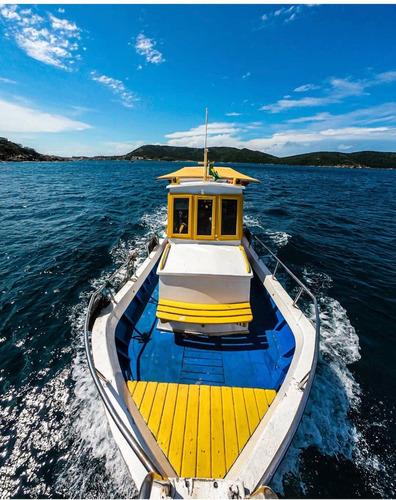 Imagem 1 de 4 de Barco De Passeio