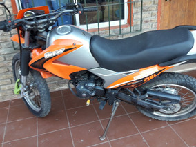 Moto Winner Explorer 200cc Impecable U$$1000 Al Día