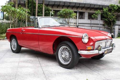 1966 Mg Roadster