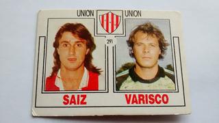 Supercoleccion 1992 #291 Saiz Varisco Union De Sante Fe