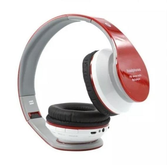 Fone De Ouvido Headphone Bluetooth Stereo Radio Importado