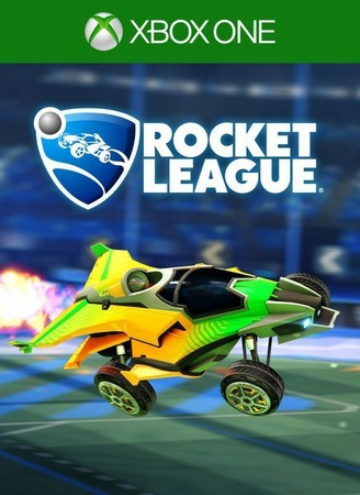 Rocket League Xbox One Midia Digital