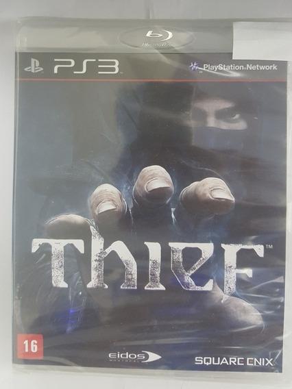 Jogo Ps3 Thief Novo Lacrado
